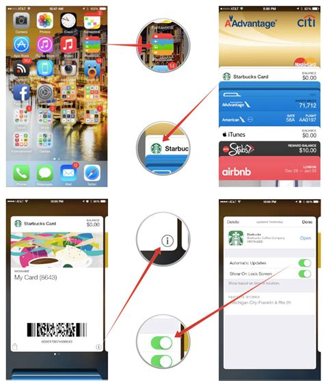 turn automatic updates iphone how to customize wallet for iphone imore