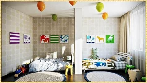 Kinderzimmer Gestalten Für Geschwister by Kinderzimmer F 252 R Zwei Jungs