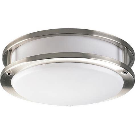 progress lighting p7249 09ebwb 1 light flush t9 circline