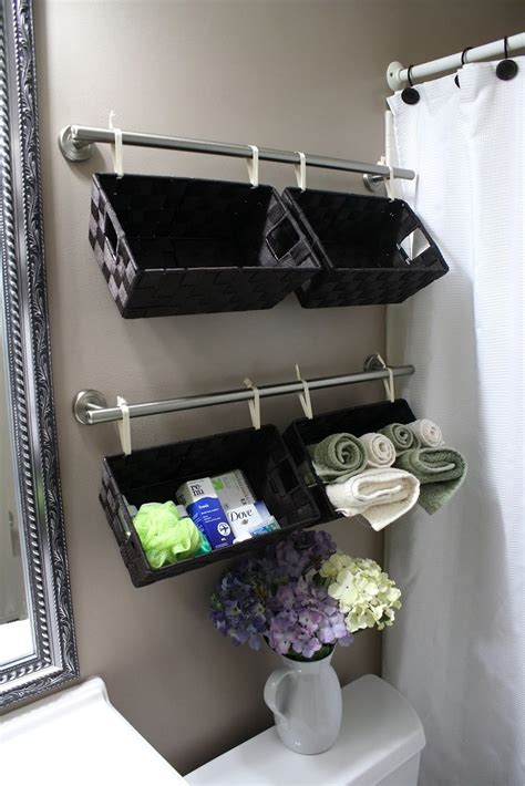 easy bathroom decorating ideas top 10 lovely diy bathroom decor and storage ideas top