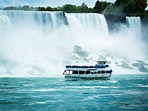 Maid of the Mist in Niagara Falls - Travel Photography