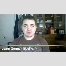Basic German Phrases Lesson 1  Learn German A1 Youtube