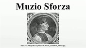 Muzio Sforza - YouTube