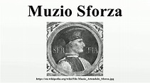 Muzio Sforza - YouTube