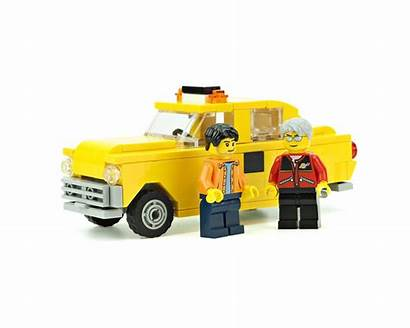 Moc Cab Taxi Rebrickable Followers