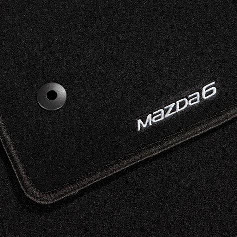 mazda6 tapis de sol 171 standard 187 4 portes