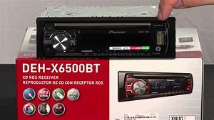 What U0026 39 S In The Box- Deh-x6500bt In-dash Cd Receiver