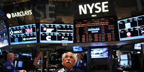 Trading Halted On Nyse Due To Technical Glitch