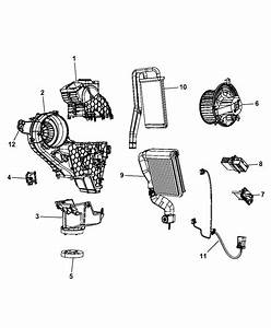 68038194aa  C And Heater Lower