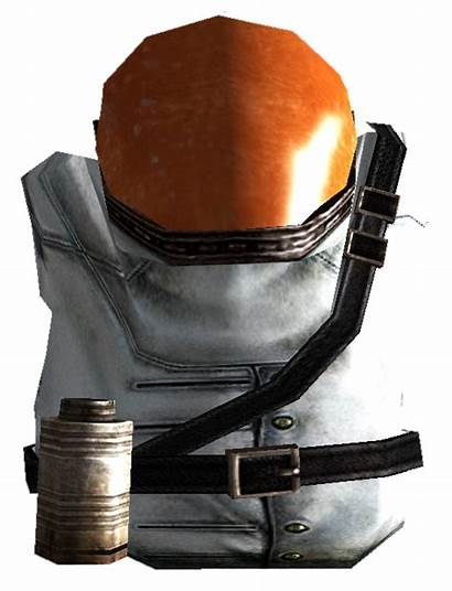 Radiation Suit Fallout Package
