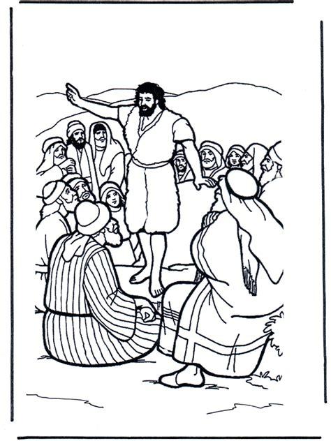 jan chrzciciel nowy testament