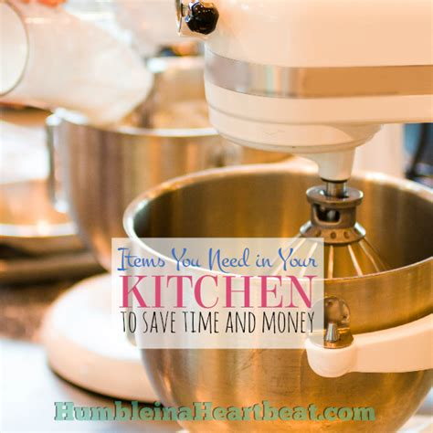 kitchen appliances  tools   save  time