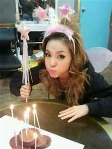 Happy Dara Day! 2NE1′s Sandara Park Celebrates Her ...