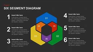 6 Segments Powerpoint Diagram Template And Keynote Template