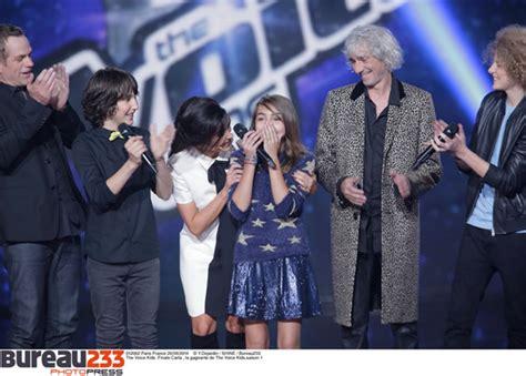 voice kids carton daudience pour la finale stars actu