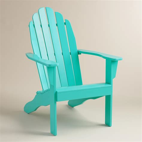lagoon adirondack chair world market