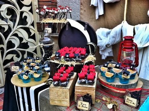 Kara's Party Ideas Pirate Themed Birthday Party {planning