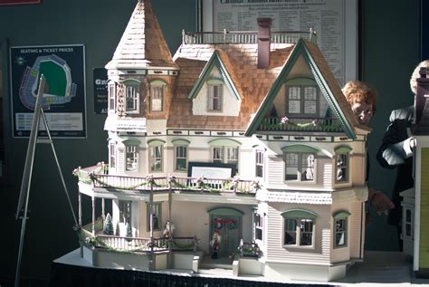 doll houses for sale falling for louisville festival of trees lights