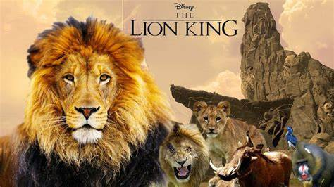 The Lion King Is Back In This Live Action Video Remake