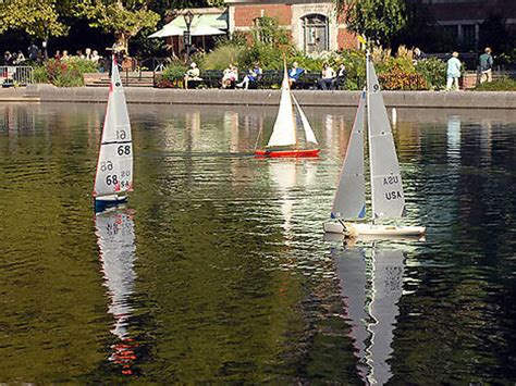 central park boat york boats water things conservatory stuart april nyc pond sailboats through drive famous october summer children adventures