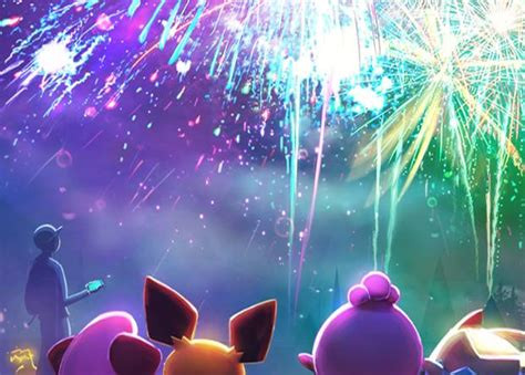 pokemon  event easter july