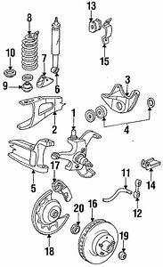 Ford F-250 Super Duty Wheel Bearing Race