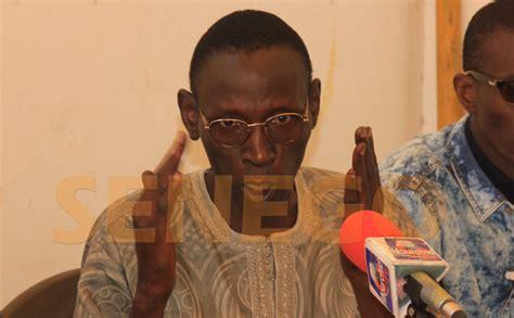 secretaire general de l union africaine la d 233 pouille d aboubacry mbodji arrive 224 dakar mardi