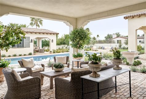 15 Dazzling Mediterranean Patio Designs That Won't Let You