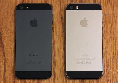 iphone 5s vs 5 iphone 5s vs iphone 5 black
