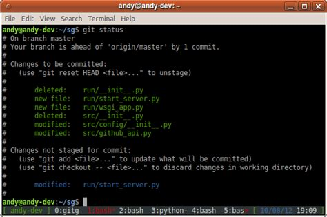 git color git config how to colorize git status output stack