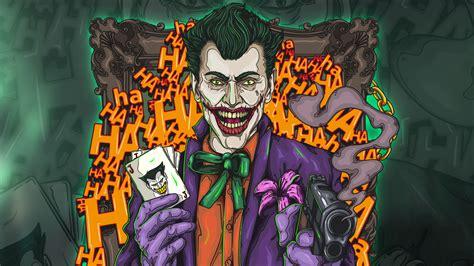 The Joker 4k Artwork, Hd Superheroes, 4k Wallpapers