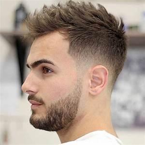 Coupe Homme Degradé : coupe homme cheveux court d grad ~ Melissatoandfro.com Idées de Décoration