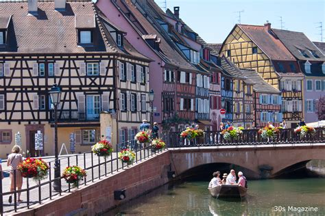 30s Magazine Top 4 Things To Do In Colmar France