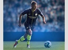 Man City New Away Kit Inspired By Classic PlayOff Final