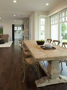 Rustikale Esstische Holz : rustikale esstische 15 robuste und praktische designs ~ Michelbontemps.com Haus und Dekorationen