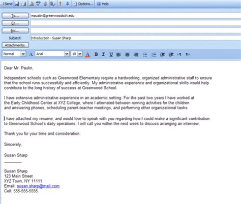sle email cover letter jvwithmenow com