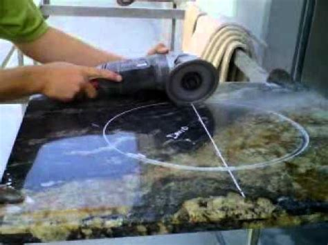 david brodie cutting granite