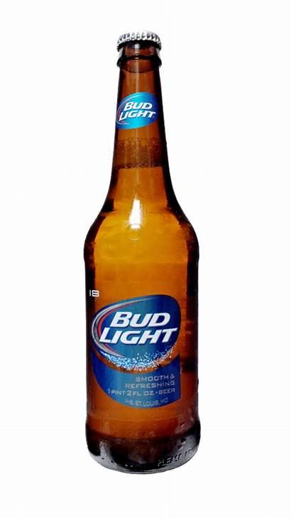 Bud Bottle Transparent Label Clipart Liquors Kingdom