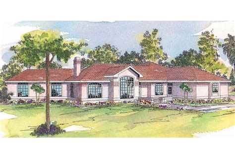 mediterranean house plans grenada    designs