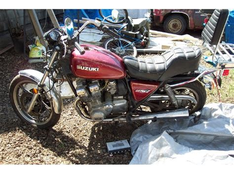 1980 Suzuki Gs750l by 1980 Suzuki 750 Gs Motorcycles For Sale