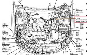 Service Manual  2006 Lincoln Zephyr Heater Core Removal