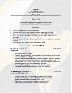 resume formatexamplessamples free edit with word With ideal resume layout