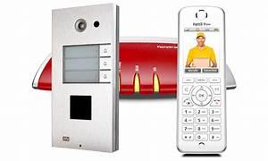 Video Türsprechanlage Fritzbox : a b video t rsprechanlage f r avm fritz box ~ Eleganceandgraceweddings.com Haus und Dekorationen
