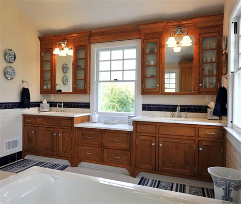 restoration kitchen cabinets 1915 colonial revival addition traditional bathroom 1915