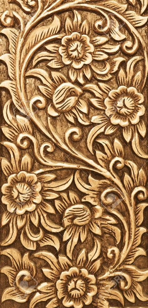 stock photo wood carving patterns wood carving wood