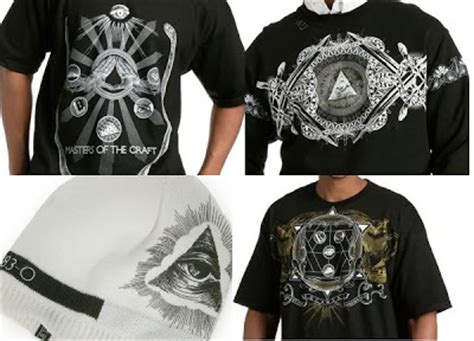 illuminati wear veritas aequitas z illuminati clothing line rocawear
