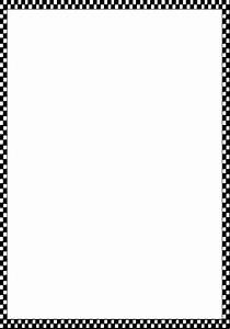 Simple Black Page Borders - ClipArt Best