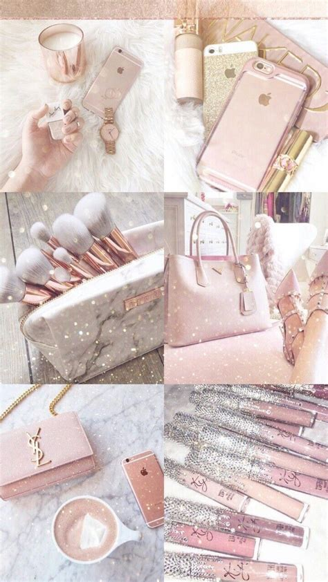 Aesthetic Wallpaper Girly by śɯɛɛŧǹɛss ɠιr ℓιʂɧ щąιιʑ In 2019 Gold Aesthetic