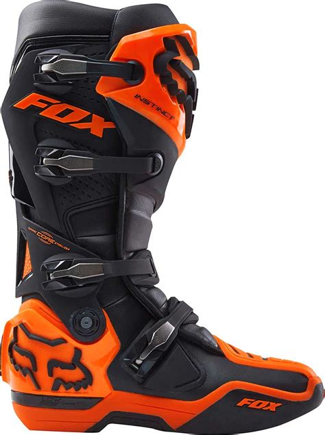 fox boots motocross 2017 fox racing instinct boots motocross dirtbike ebay