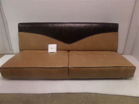 new rv trailer cer home 64 quot jack knife sofa bed couch